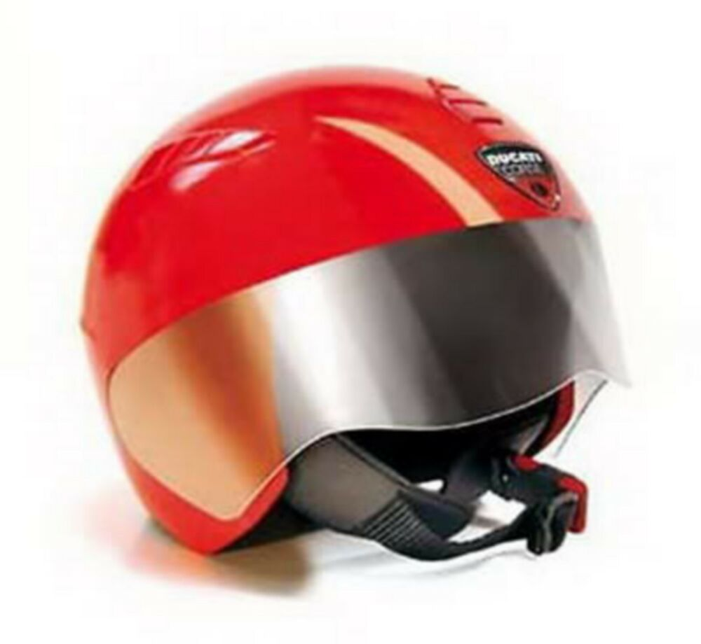 casco ducati safety helmet casque helm hjelmen accessori moto peg perego cs0707 ebay. Black Bedroom Furniture Sets. Home Design Ideas