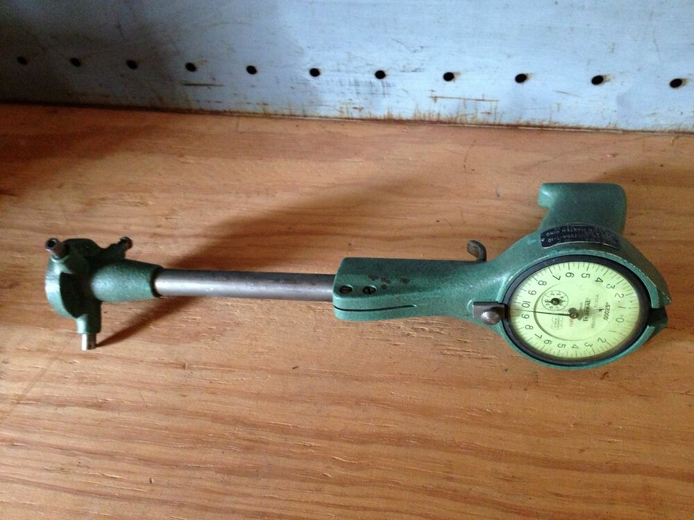 Electronic Federal Gage Products : Federal pistol grip dial bore gage gauge p ebay