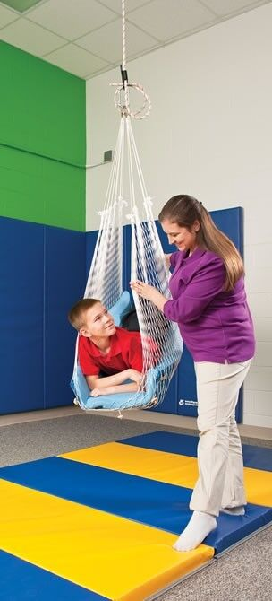 Therapy Net Swing Special Needs Motor Control Body Extend