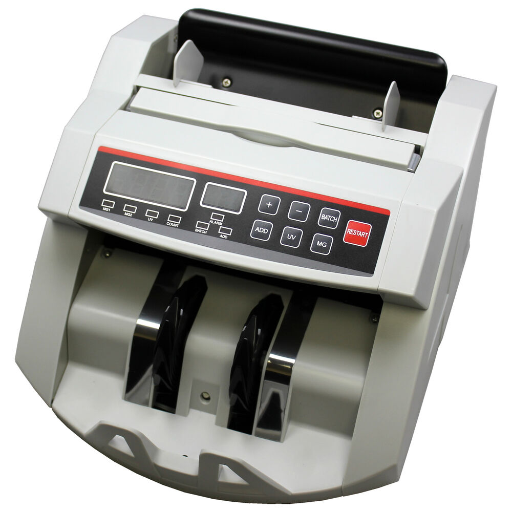 Us Seller Bill Money Counter With Display Worldwide
