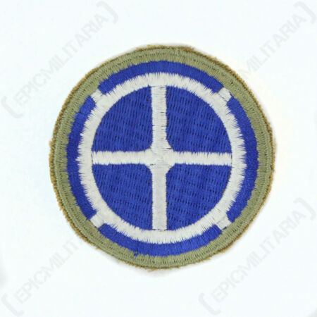 img-35th Infantry Division - WW1 WW2 Repro Badge Patch US USA American Shoulder New