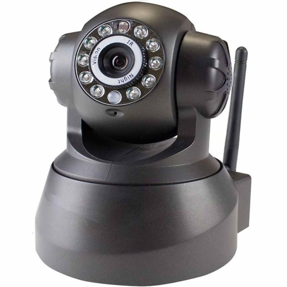 Nvsip Wireless Security Ip Cctv Camera Wifi Internet 720p