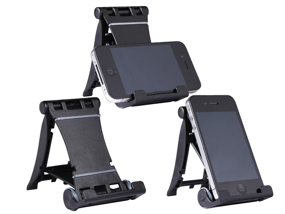 Universal Desk Stand Holder Cradle For Mobile Cell Phone
