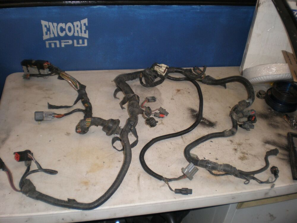 1989 ford mustang wiring harness diagram 1989 ford mustang wiring harness 1989 ford mustang computer engine wiring harness v8 maf ... #1