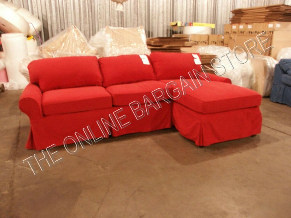 Pottery Barn Pb Basic Modular Sofa Couch Sectional Sierra