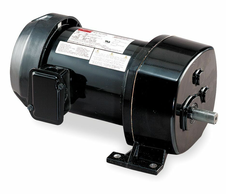 Dayton Ac Parallel Shaft Split Phase Gear Motor 137 Rpm 1