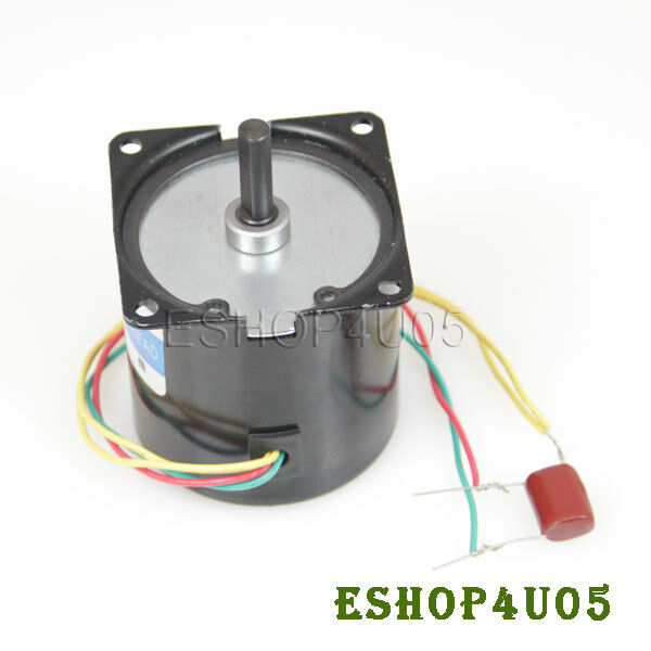 New 60ktyz permanent magnetic synchronous motor 220 240v for Permanent magnet synchronous motor drive