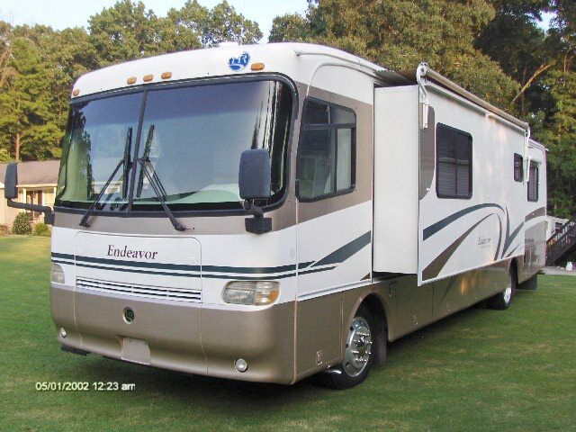 1999 Holiday Rambler Endeavor 37wds4 Ebay