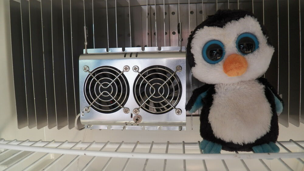 Dometic Refrigerator Deluxe Fan To Increase Cooling Inside