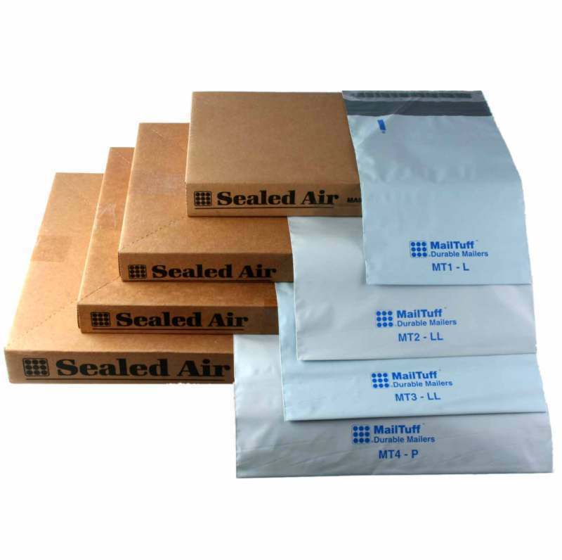 Sealed Air Mail Tuff Strong Poly Mailing Bags All Sizes