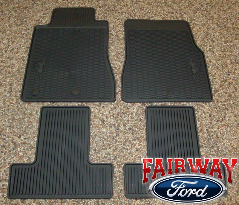 Subaru Floor Mats Carpet All Weather Custom Logo