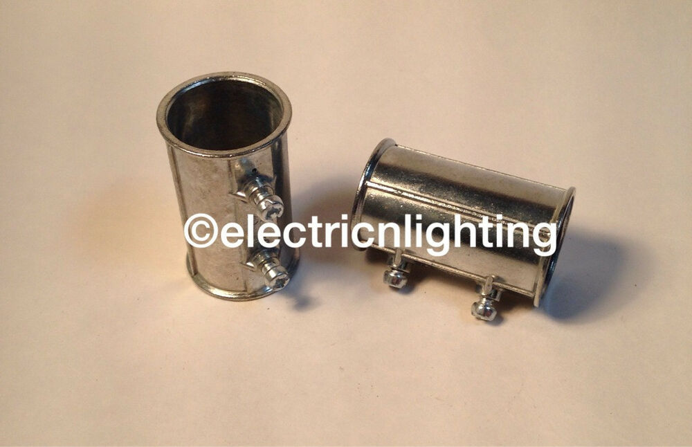 Emt couplings set screw quot pack of electrical