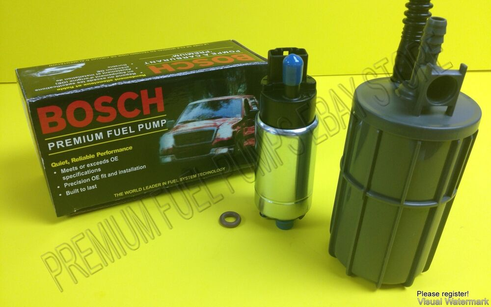 2004 - 2007 tahoe / yukon / yukon xl1500 new bosch fuel ... 2004 tahoe fuel filter location #15