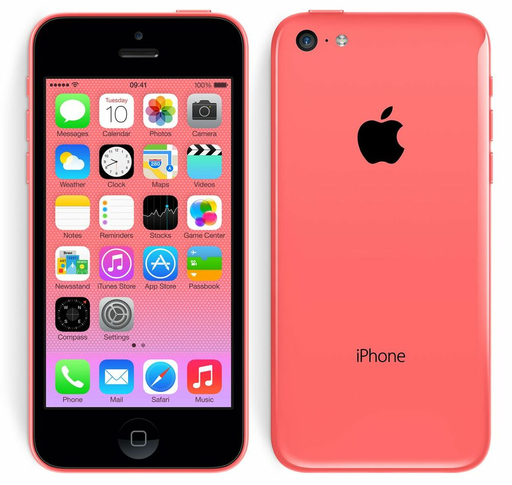 iphone 5c new geniune apple iphone 5c unlocked 32gb pink brand new 11111
