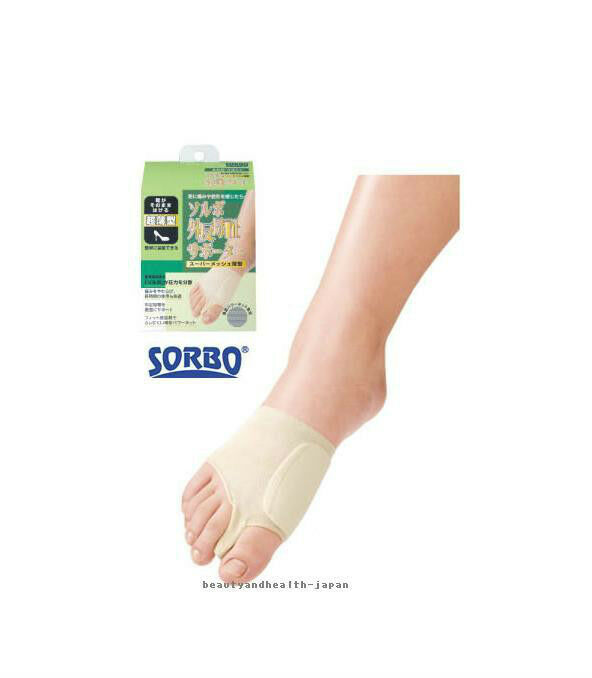 japan sorbo bunion supportsupportercorrection footfeet