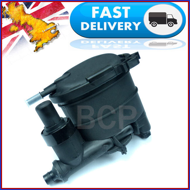 fuel filter housing peugeot 206 306 expert partner toyota corolla 1 9d dw8 new ebay. Black Bedroom Furniture Sets. Home Design Ideas
