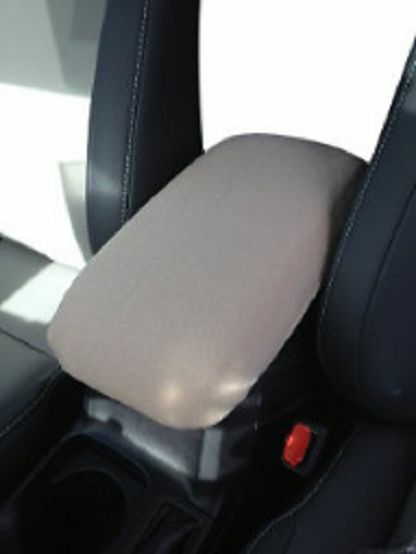 auto center armrest covers center console cover  tan ebay