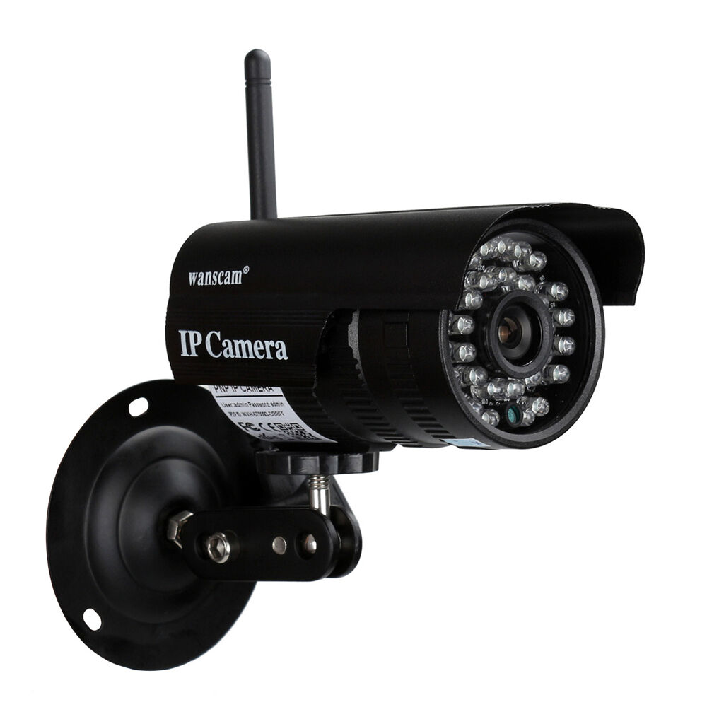 wireless wifi cam outdoor night vision ir security system. Black Bedroom Furniture Sets. Home Design Ideas