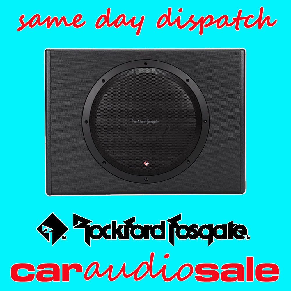 Rockford Fosgate P300 1 Wiring Diagrams Punch Amp Diagram 12 Quot Active Powered Sub Subwoofer Manual