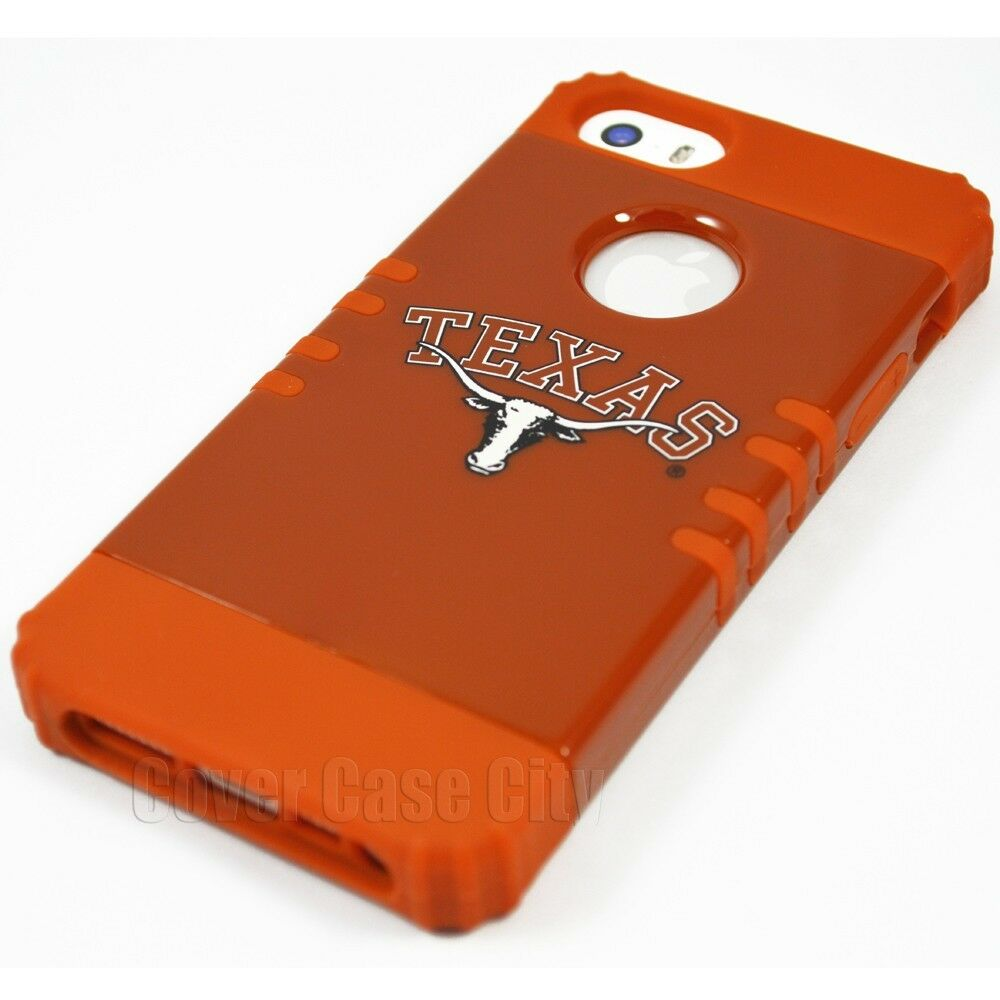 iphone 5s for sale ebay official ncaa longhorns hybrid impact cover for 17470