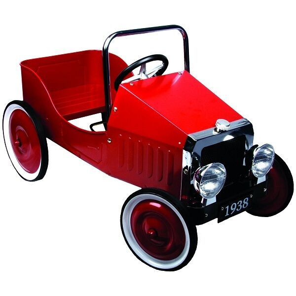 Classic Steel Pedal Cars