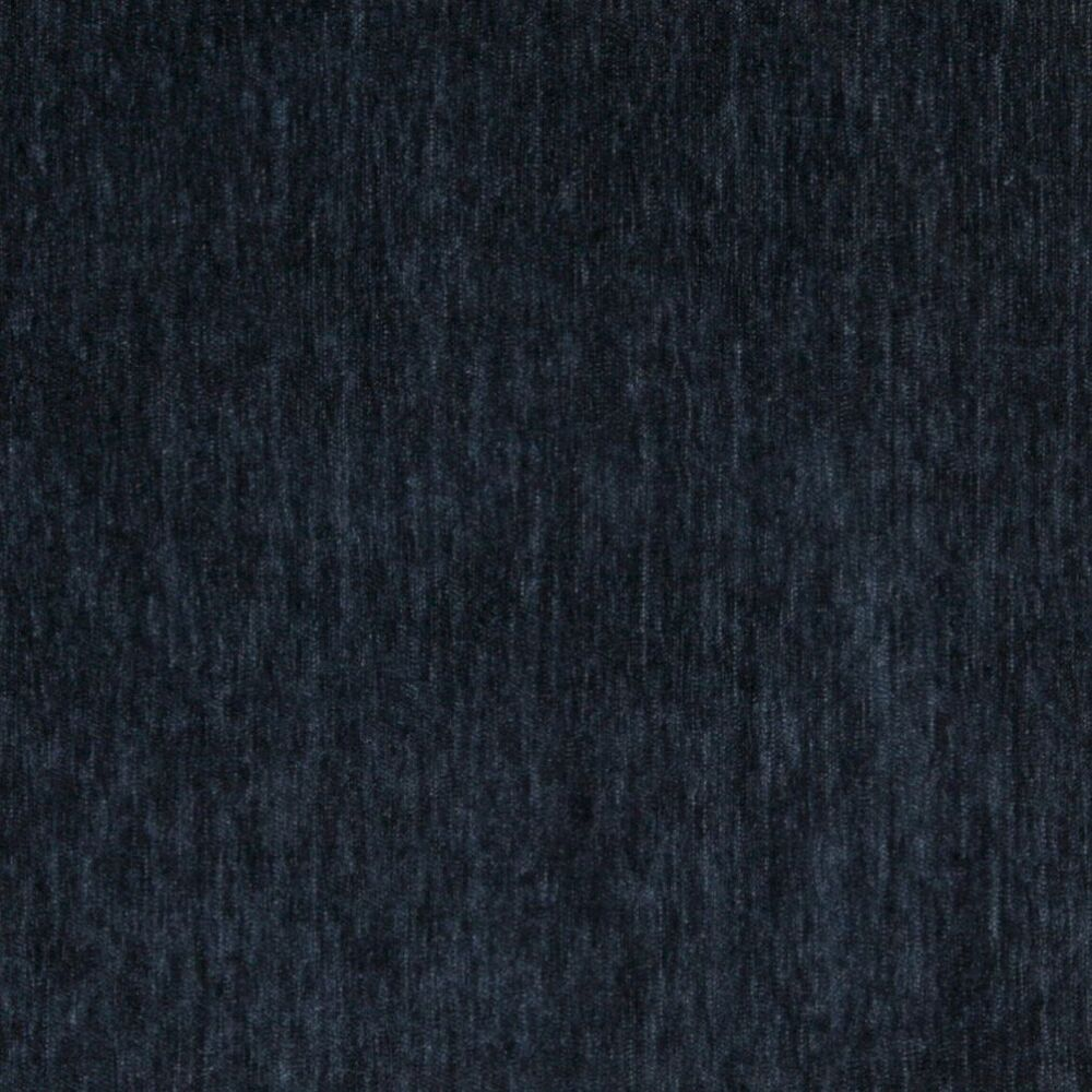 D787 deep blue durable soft chenille upholstery fabric by for Upholstery fabric