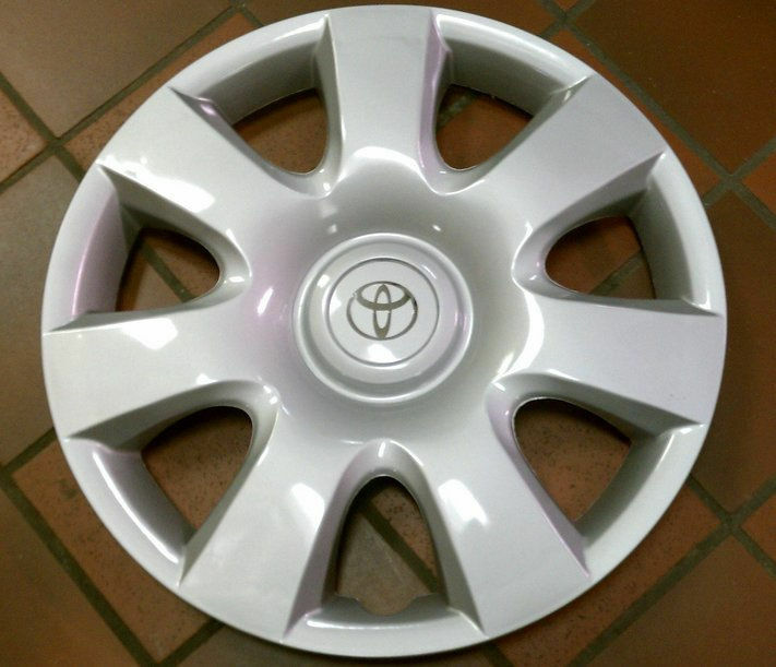 toyota camry hubcap wheel cover 2002 2004 15 camery new am ebay. Black Bedroom Furniture Sets. Home Design Ideas