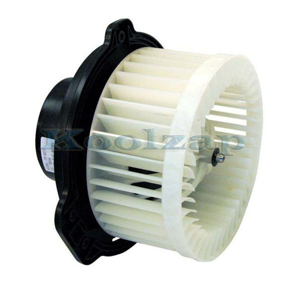 93 97 volvo 850 front heater ac a c condenser blower motor for Car ac blower motor