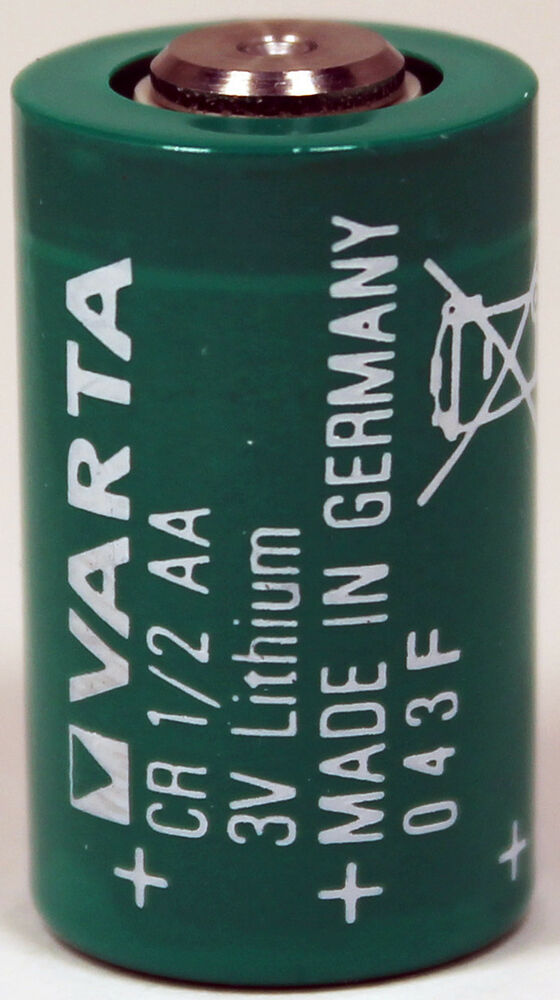 1pc varta cr 1 2 aa 3v lithium battery cr14250 made in germany ebay. Black Bedroom Furniture Sets. Home Design Ideas