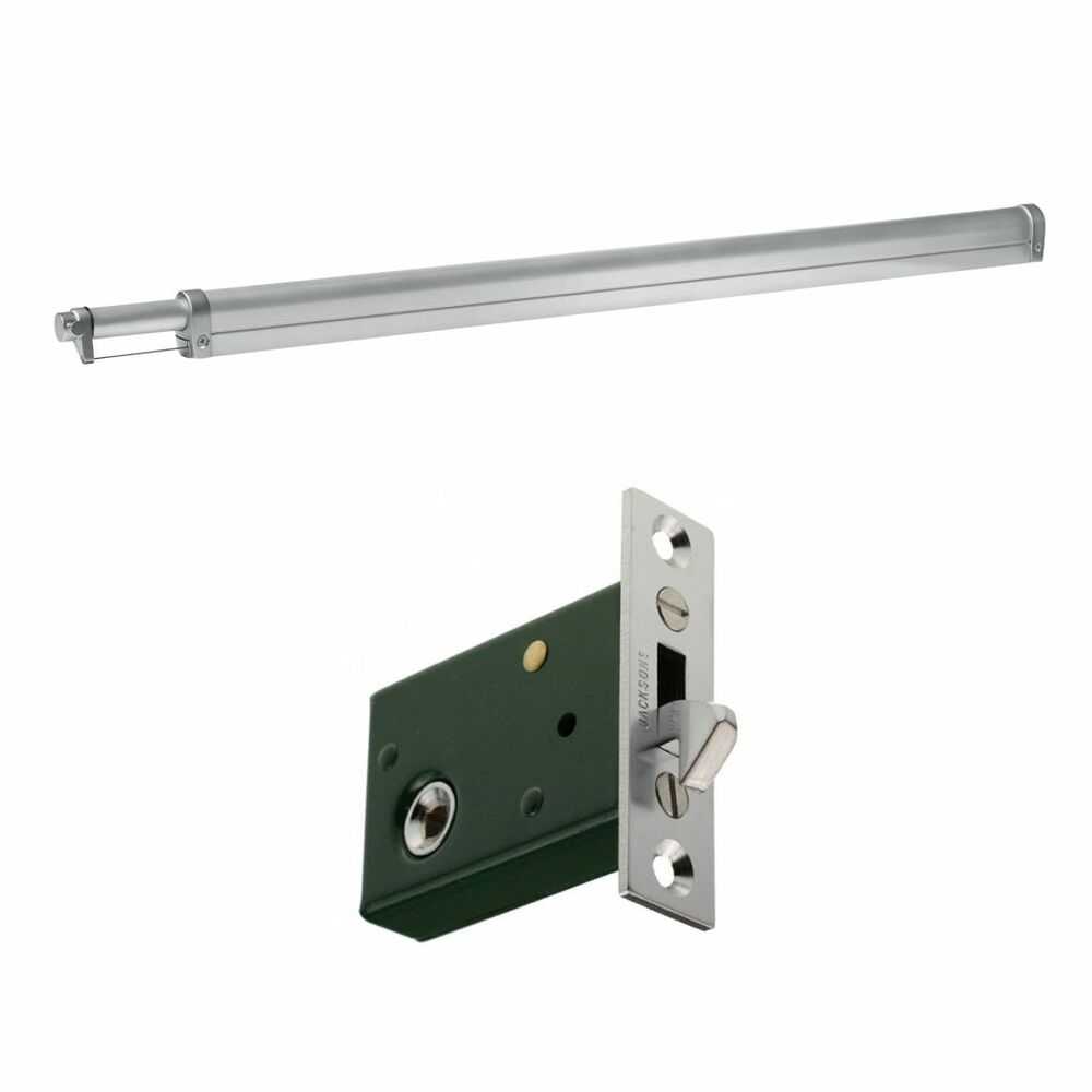 Delf Sliding Door Closer Ph70076 860mm Pneumatic Pool