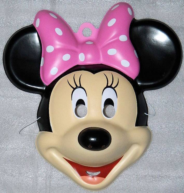 minnie mouse mask life like mask kids favourite