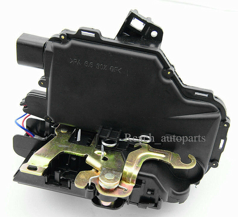 New Door Lock Actuator Rear Left Lh For Vw Jetta Golf Mk4