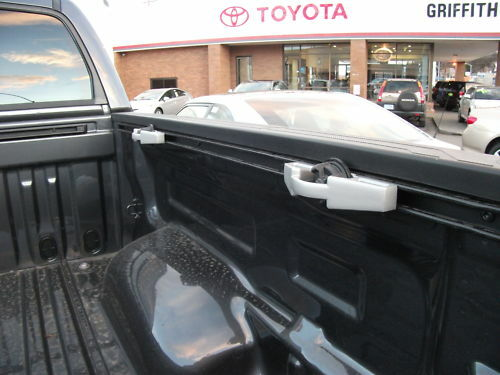 2017 Toyota Tundra Accessories >> TOYOTA TUNDRA DECK RAIL KIT PT278-34072 OEM REGULAR BED 6.5 FT BED | eBay