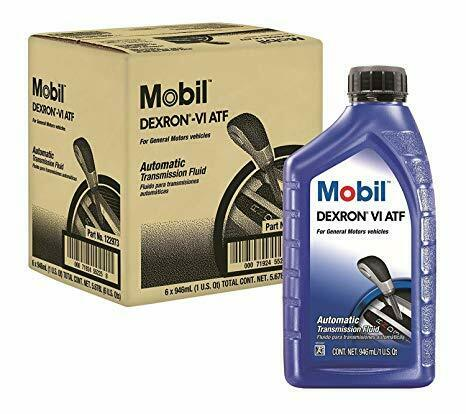 How To Check Automatic Transmission Fluid >> Mobil ATF VI Automatic Transmission Fluid 1- Quart DEXRON-VI 71924252233 | eBay