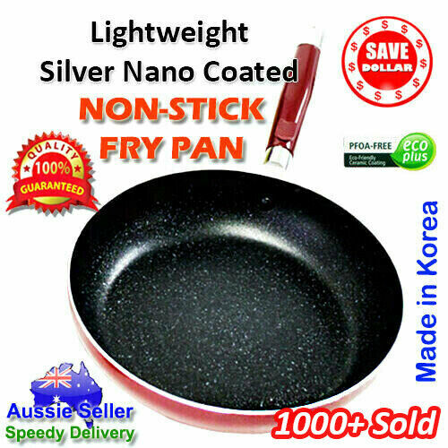 Lee Sense Non Stick Marble Stone Coated Frying Pan 18
