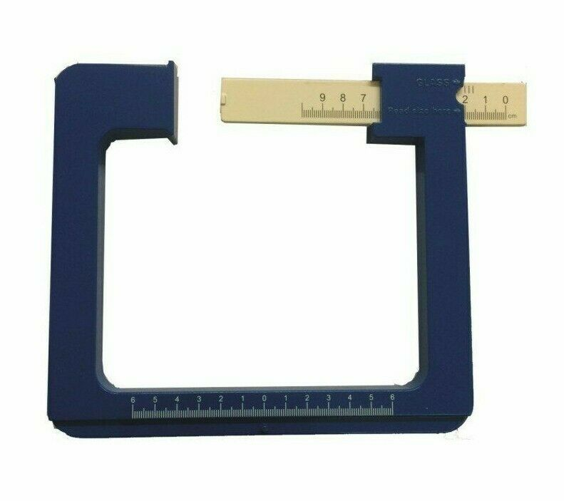 Glass pane thickness and lock gauge pvc double glazing for Pvc double glazing