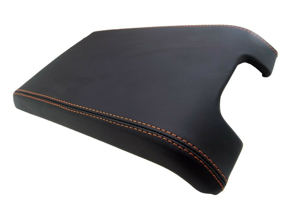 Armrest Center Console Cover Leather For Ford F150 Raptor