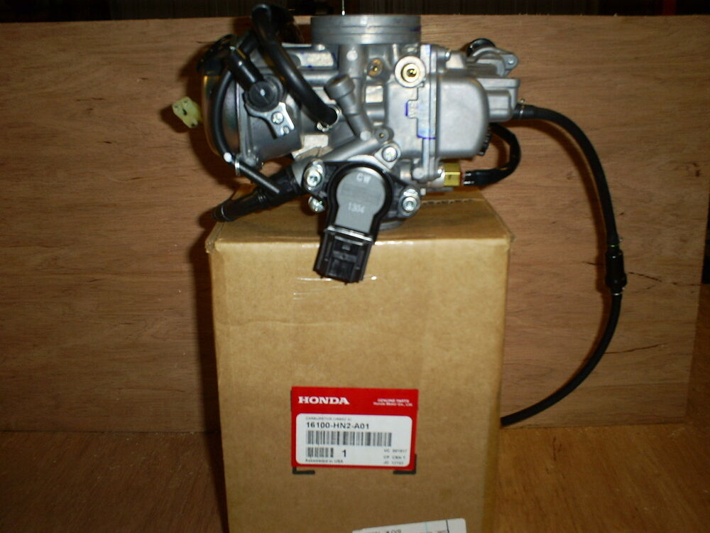 New Genuine Honda Oem Factory Trx500 Fa Foreman Rubicon Carburetor Fits 2004 Atv Ebay