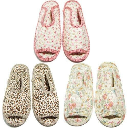 House Shoes Slippers For Women Indoor Home Bathroom