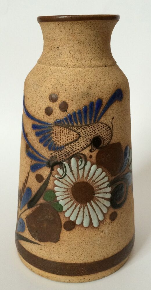 Vintage American Stoneware Hand Painted