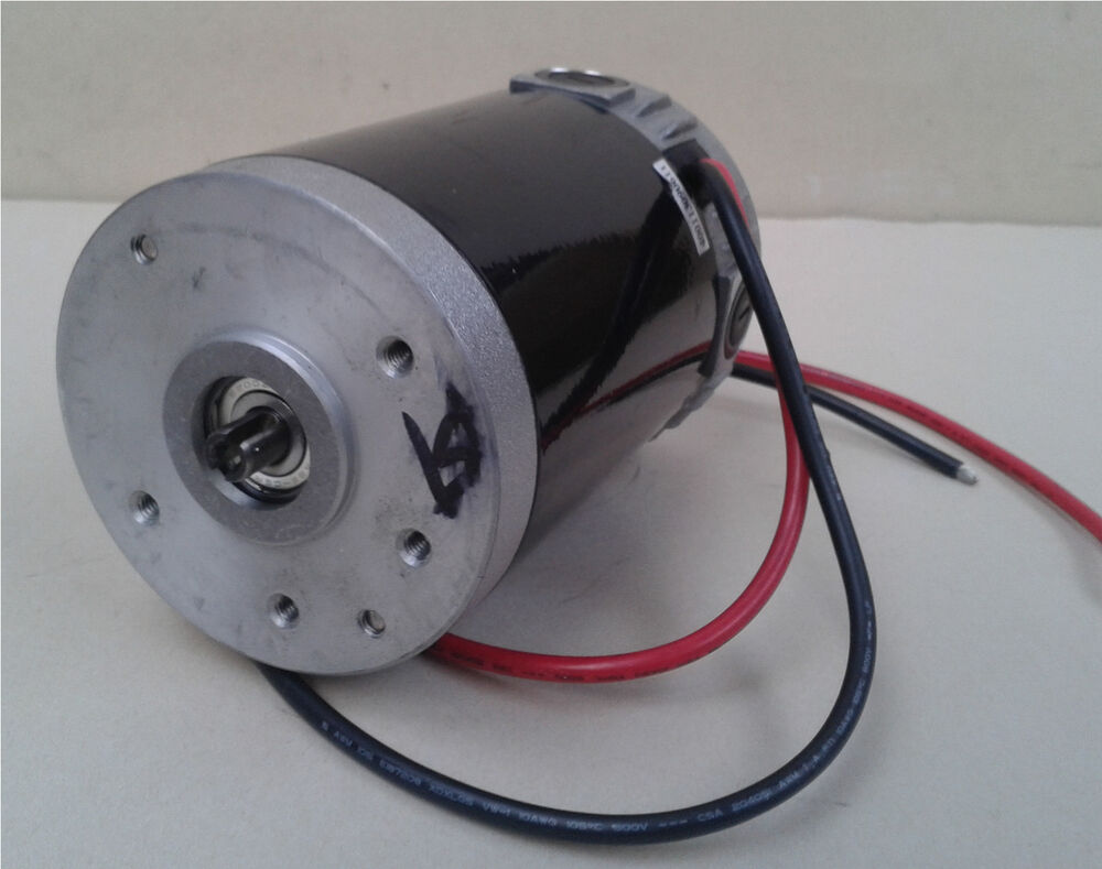 400w 24v Mobility Scooter Traction Brushed Pmdc Motor