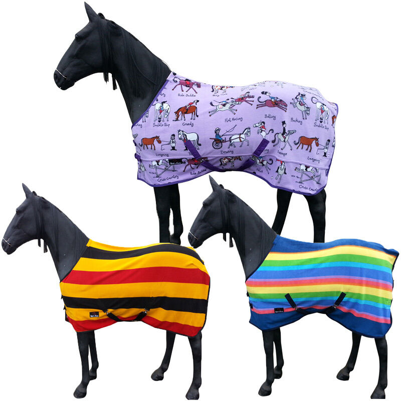 Equestrian Horse Cooler Stable Show Winter Travel Combo
