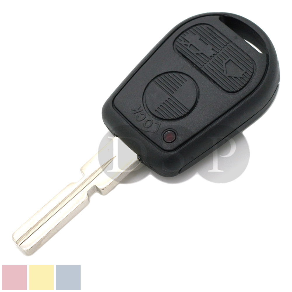 Bmw Z3 Key Fob: Remote Key Shell Fit For BMW E31 E32 E34 E36 E38 E39 E46