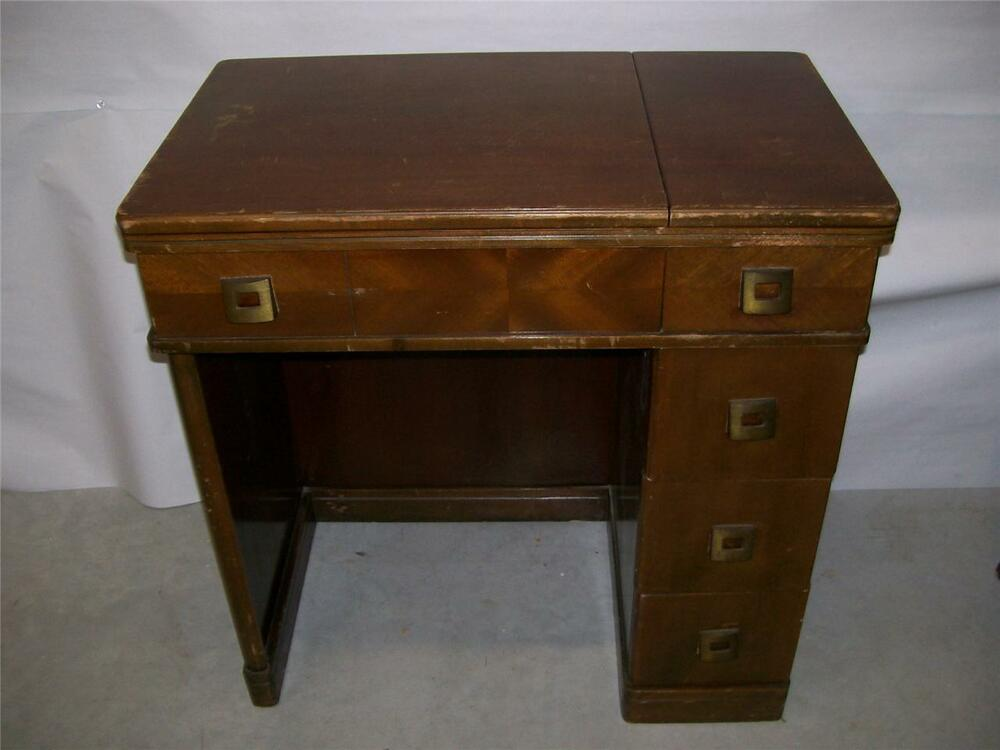 singer sewing machine cabinet parts