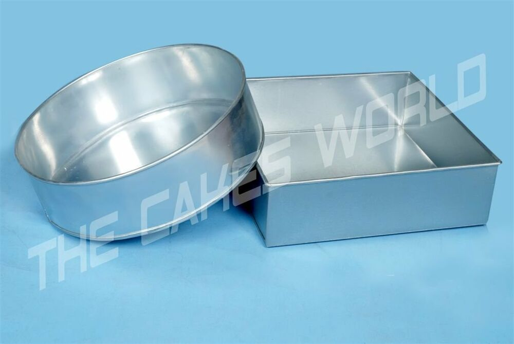 rectangle wedding cake pans 10 quot and square cake baking tin pan for 19058