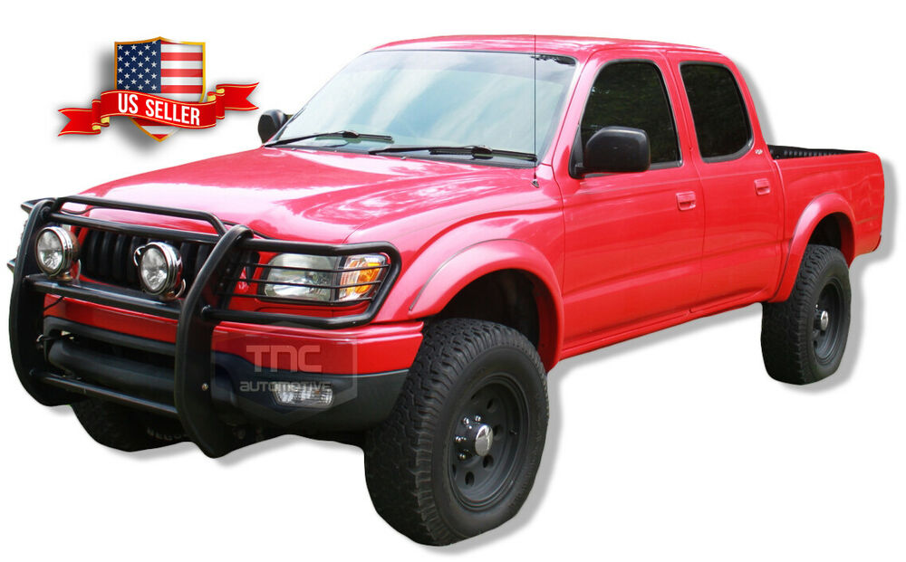 1998 2004 toyota tacoma pre runner brush guard grill. Black Bedroom Furniture Sets. Home Design Ideas