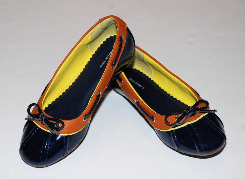 Childrens Yellow Patent Leather Shoes