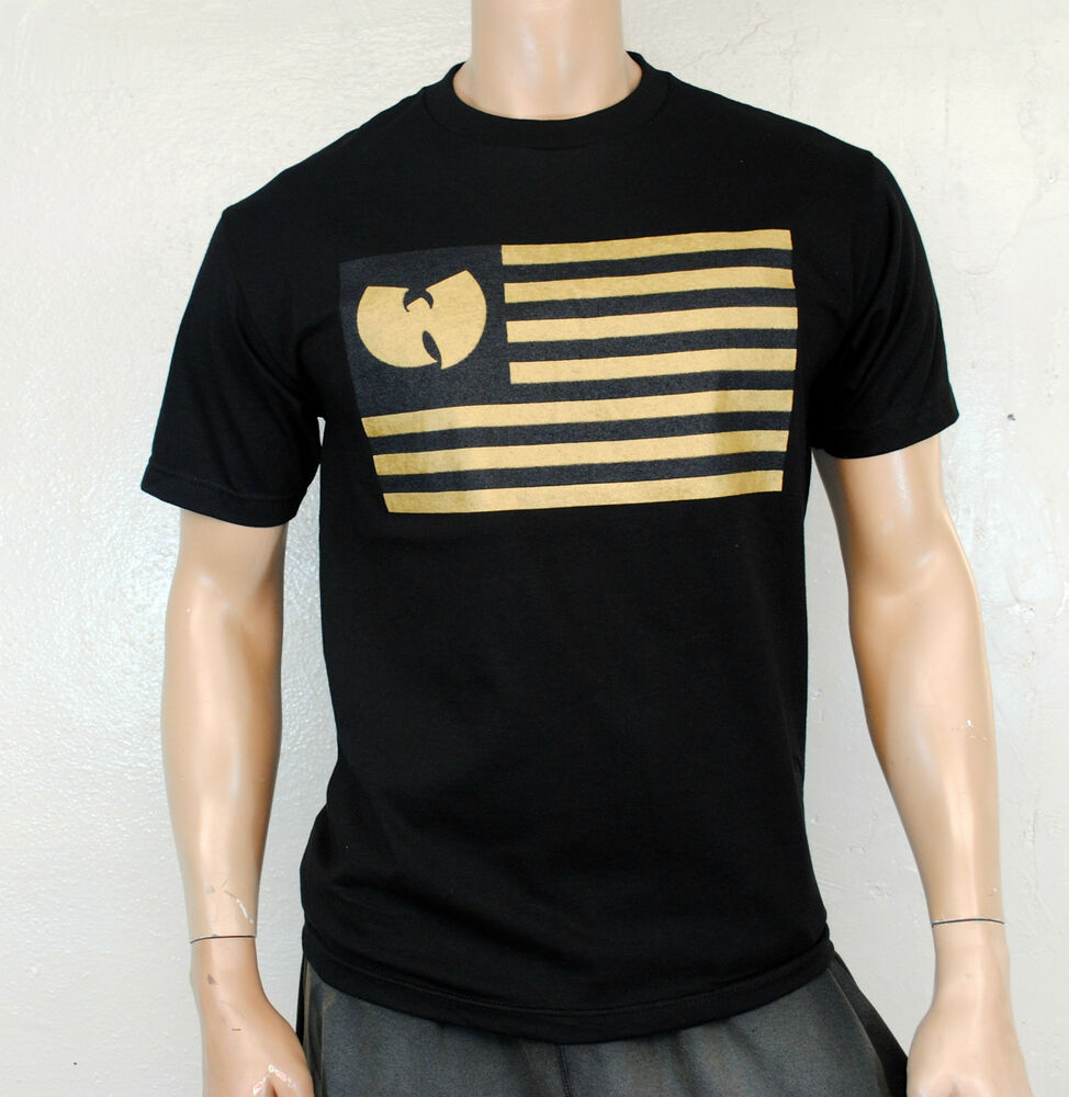 Wu-Tang Clan t-shirts and merchandise on sale! The classic and newest designs now in stock. 24 hour shipping. Shop now & save!