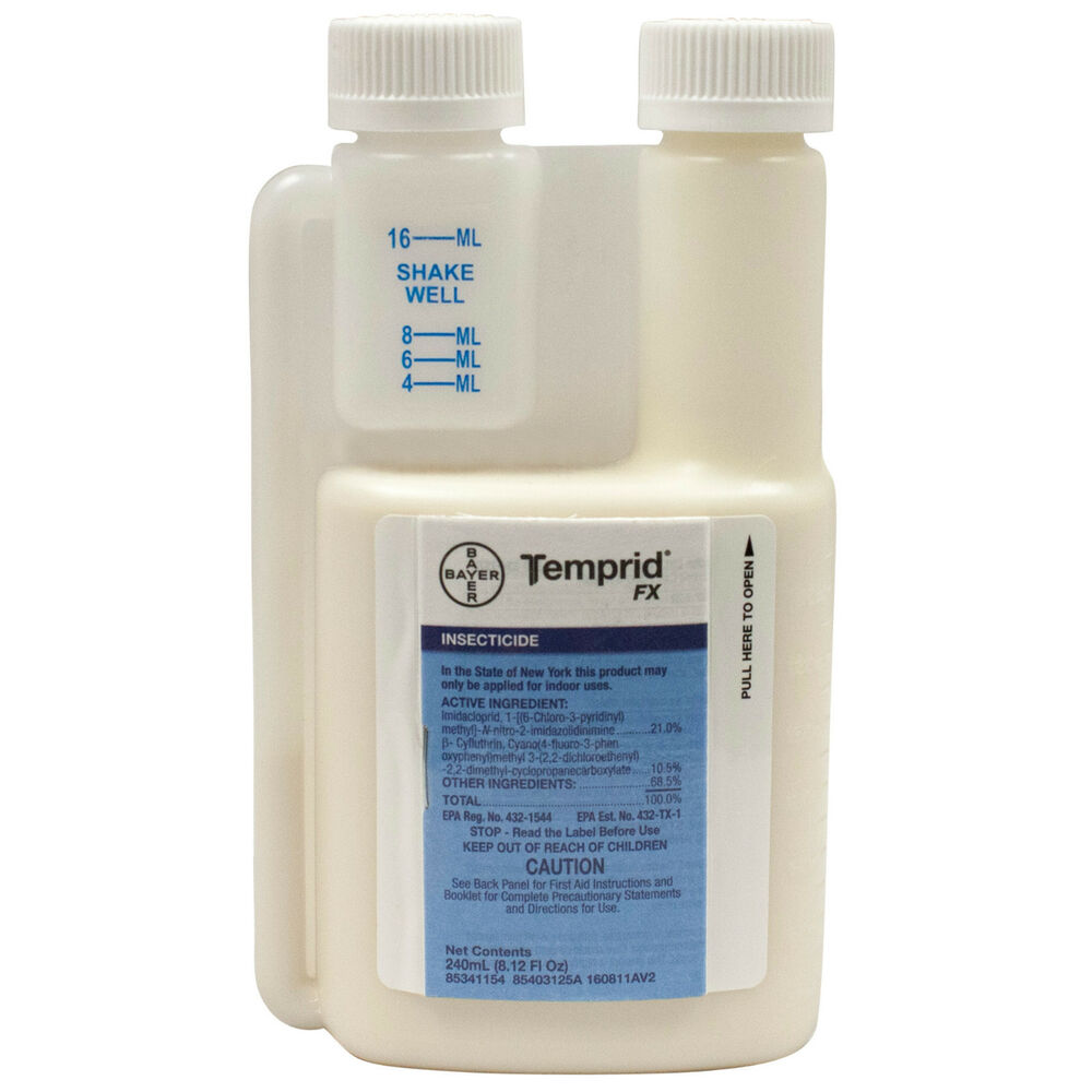 Temprid Sc Insecticide 240 Ml Bed Bugs Killer Spray Roach