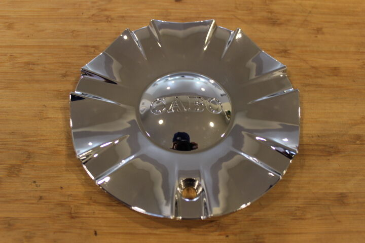 Cabo 118 Chrome Wheel Rim Center Cap Tl1203l154 Cap 6 Quot Ebay